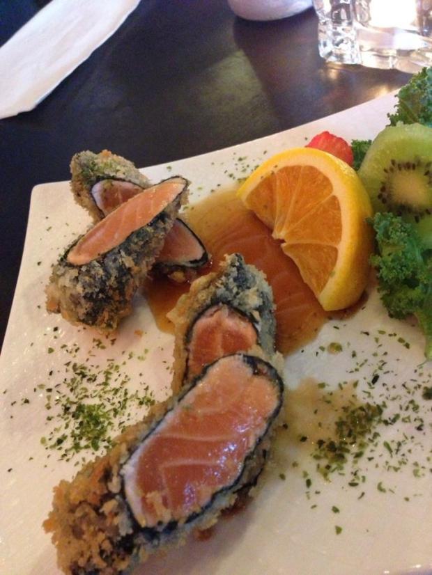 sushi shelter